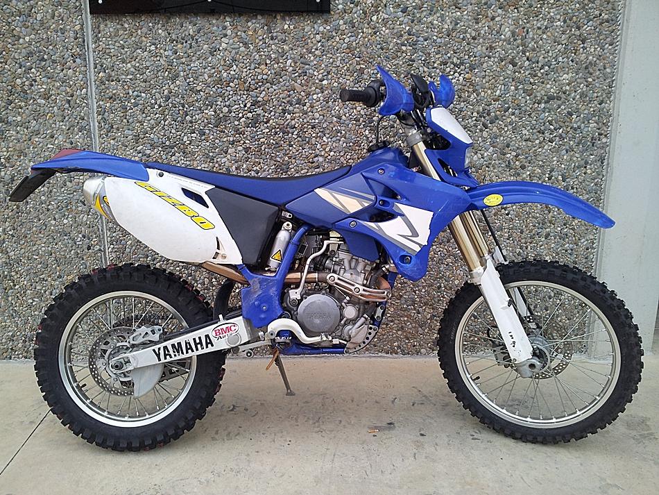 Yamaha WR 250 F 2004'